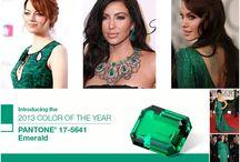 Pantone Emerald Green