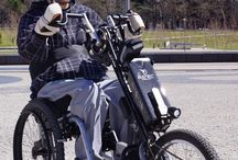 #BatecLifestyle Madrid with a wheelchair and BATEC HIBRID 4 QUADS