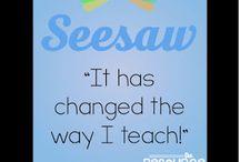 Seesaw ideas