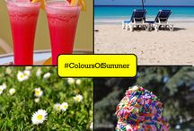 Colours of Summer
