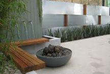 Bancos para jardín