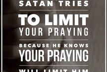 Action on your prayer life!