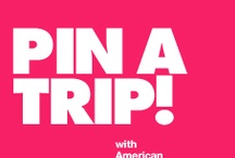 Pin a trip with American Apparel Contest  / by Leah Thomas