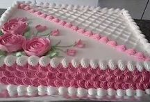 curso decoração bolo