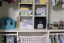 Closet Organization / by Timerie Correia