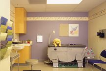 pediatric office design ideas