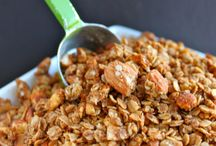 Cereal / by Krista {Budget Gourmet Mom}
