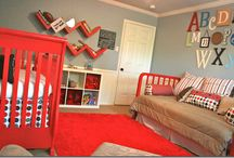 Kids room Project / by Nadia Moreau