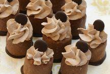 kremrolky,věnečky- dortíky / sladké pokušení