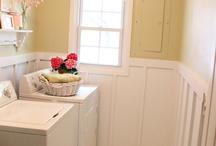 Laundry room ideas / by Alison Kelli
