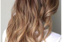 matric ball hair