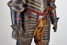 Medieval armor (and parts)