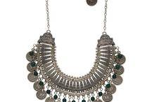 Boho Ethnic Tribal Jewelry