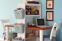 Home & Organization / Project, furniture, organization and cleaning pins for the home. / by Jacquelynn White