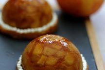 recettes pommes - poires
