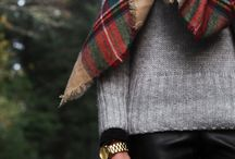 How to wear: tartan