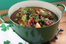 St. Patrick's Day Favorite Recipes