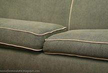 Fixing sagging cushions