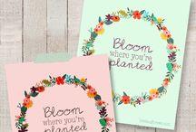 Free Printables / by ConsumerCrafts.com