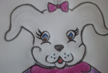 """Art - Children   / Harry Pierre & PeTunia say, """"Art doesn't have to be a certain way, it just has to be YOUR way!""""   Kids, Children, Art, Education, Entertainment, Quotes, DIY, Recipes"""