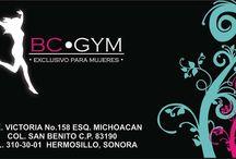 BC-Gym / Gimnasio Exclusivo para mujeres. Michoacan y Gpe Victoria, Col. San Benito, Hermosillo, Son. Mx.