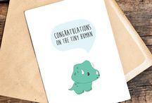 For Baby & Children / Cards inspiration for babies and children