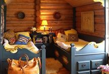 For my cabin one day