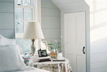 """Farmhouse Bedrooms / A dream scheme and inspiration pictures for that """"one day"""" farmhouse. / by Justine Taylor"""