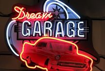 Dream Garage / by Reuben M
