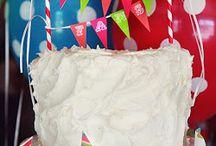 bandeirinhas topo de bolo