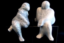 Figurative Sculptures by Michael Binkley