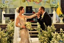Casamento Bruna e Renan / O nosso casamento! Casamento Bruna e Renan 30/07/2016.