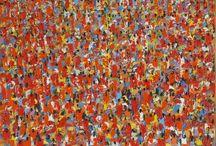 Ablade Glover | What's AfricArt / http://whatsafricart.altervista.org/astrattismo-tradizione-ablade-glover/