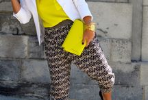 Style Trend / What's new ? What's Fashionable? How do you wear it?