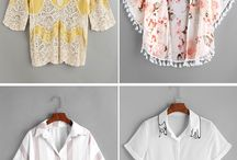 camisas kimonos