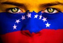 Venezuela! Mi país. / by Betzaida Cabrices