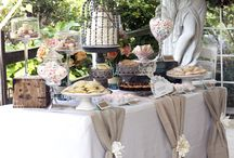 Buffet Table Ideas & Decorations