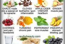 Delicious, nutritious food and natural health recipes / Great home remedies.  Use with common sense.