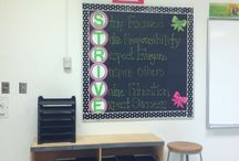 Classroom Decorating / by Shannon Black