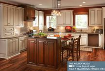 Traditional Style / by Design-Craft Cabinets