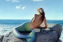 Mermaids / by Leighanne Stainer