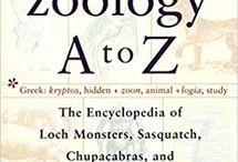 Cryptozoology Books / Cryptozoology books (amazon.com affiliate)