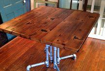Utility Room / Designing new multi purpose room. Paint, stain floors, etc..