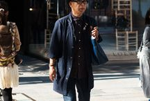 fashion of oldman