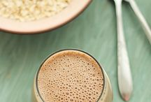 healthy smoothies with Chai tea