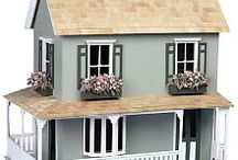 dollhouses&miniatures / by Queenie 9511