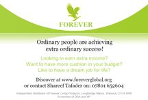 Opportunity / Ordinary people are achieving extra ordinary results.