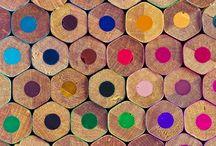 Simplemente colores!! / by olga coffe