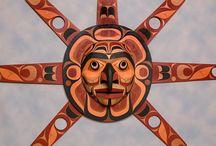 Native Art / by Pamela Helgesen