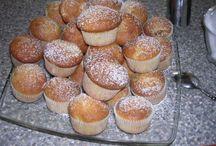 muffiny bábovky
